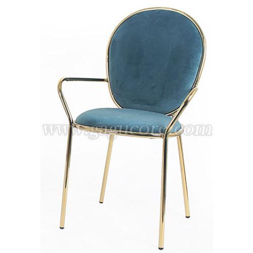 마카롱 암체어(업소용의자, 카페의자, 인테리어의자, 철재의자, 스틸체어, 암체어)