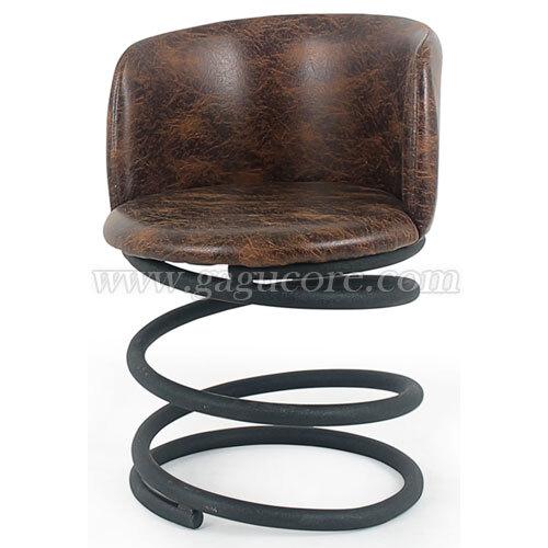 스프링체어(업소용의자, 카페의자, 철재의자, 스틸체어, 인테리어의자, 레스토랑체어)