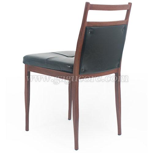 철재 구상 체어(업소용의자, 카페의자, 인테리어체어, 철재의자, 스틸체어)