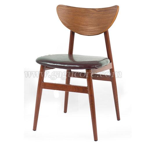철재 비나 체어(업소용의자, 카페의자, 인테리어의자, 철재의자, 스틸체어, 암체어)