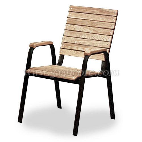 클랭크 체어(업소용의자, 카페의자, 인테리어체어, 야외용의자, 암체어)