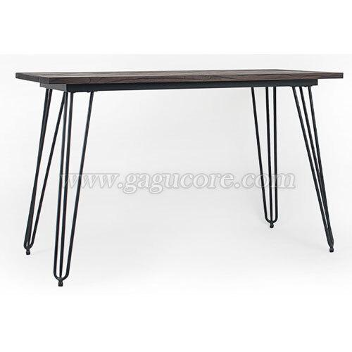벤치형테이블(카페테이블, 업소용테이블, 인테리어테이블, 원형테이블)