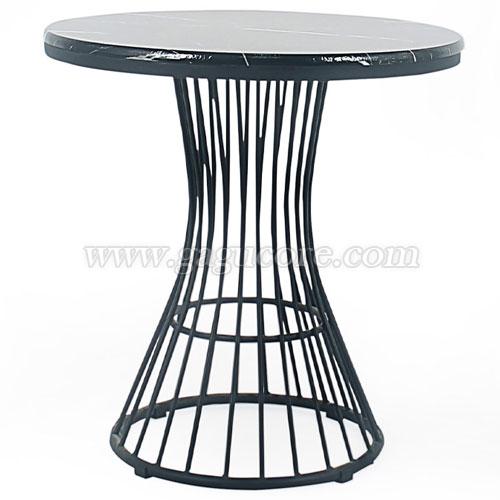 와이어 테이블(카페테이블, 업소용테이블, 인테리어테이블)
