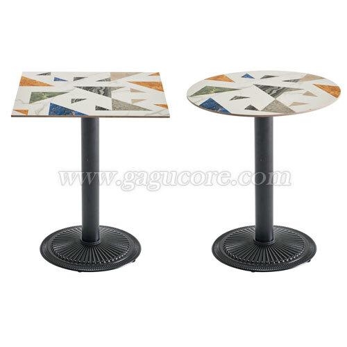 브론디테이블(세라믹)(업소용테이블, 카페테이블, 인테리어테이블, 레스토랑테이블, T92테이블)