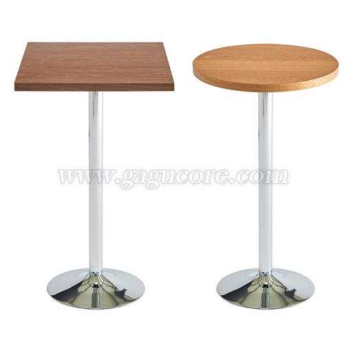 클락빠테이블(우드)(업소용테이블, 카페테이블, 인테리어테이블, 레스토랑테이블, T800-1테이블)