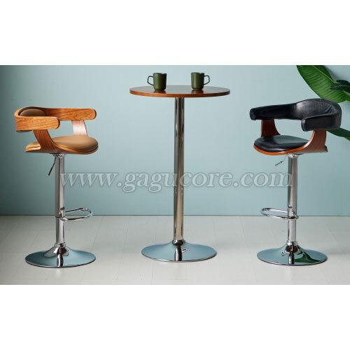 쿠키빠텐(바의자, 바테이블의자, 인테리어바체어, 업소용의자, 카페의자, 스틸체어, W83바체어)