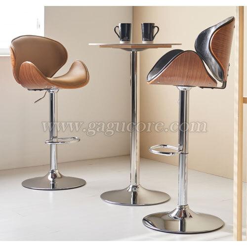 뉴문빠텐(바의자, 바테이블의자, 인테리어바체어, 업소용의자, 카페의자, 스틸체어, W92바체어)