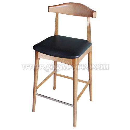 UJ276 체어(업소용의자, 카페의자, 인테리어체어, 목재의자, 우드체어, UJ276바체어)