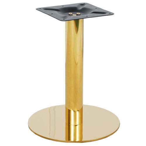 UJ724-2테이블다리(업소용테이블, 카페테이블, 인테리어테이블, 테이블다리, 골드다리)