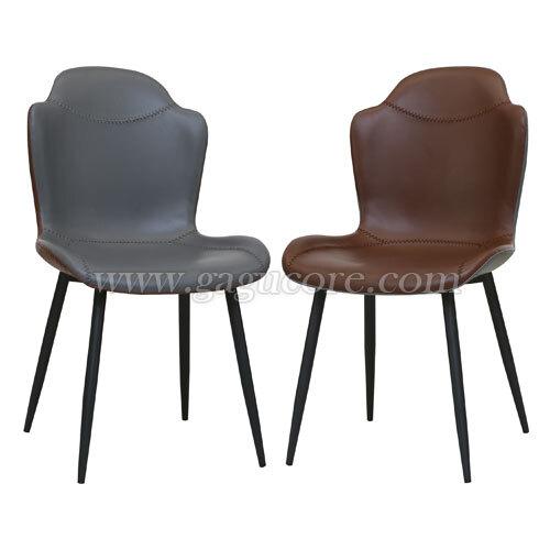 도미닉체어(업소용의자, 카페의자, 철재의자, 스틸체어, 인테리어의자, 레스토랑체어)