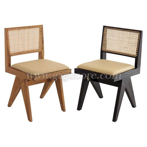 디케인사이드체어(쿠션)(업소용의자, 카페의자, 인테리어체어, 목재의자, 우드체어, 레스토랑체어, 라탄체어)