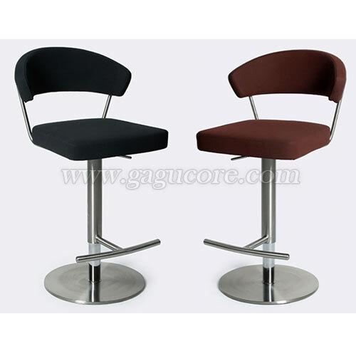에오스바체어(바의자, 바테이블의자, 인테리어바체어, 업소용의자, 카페의자, 스틸체어)