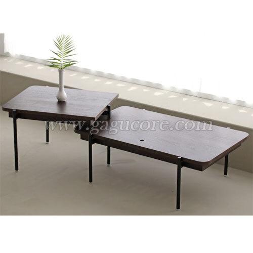 트윈소파테이블(카페테이블, 업소용테이블, 인테리어테이블, 원형테이블, 레스토랑테이블, 소파테이블)