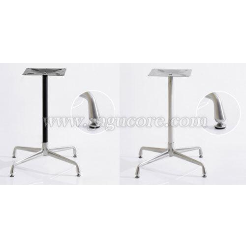 아미테이블다리(업소용테이블, 카페테이블, 인테리어테이블, 테이블다리, 실버다리)