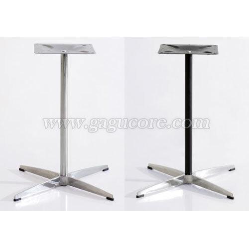 크로스테이블다리(업소용테이블, 카페테이블, 인테리어테이블, 테이블다리, 실버다리)