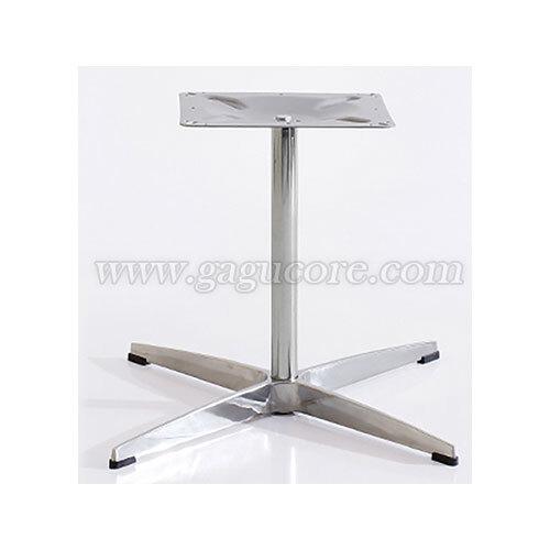 크로스소파테이블다리(업소용테이블, 카페테이블, 인테리어테이블, 테이블다리, 실버다리)