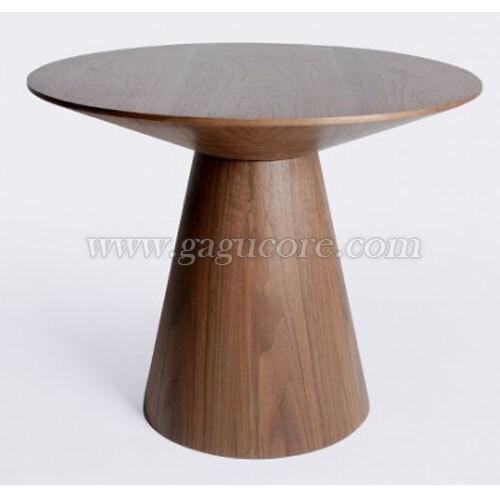 우노다이닝테이블(카페테이블, 업소용테이블, 인테리어테이블, 원형테이블, 레스토랑테이블)