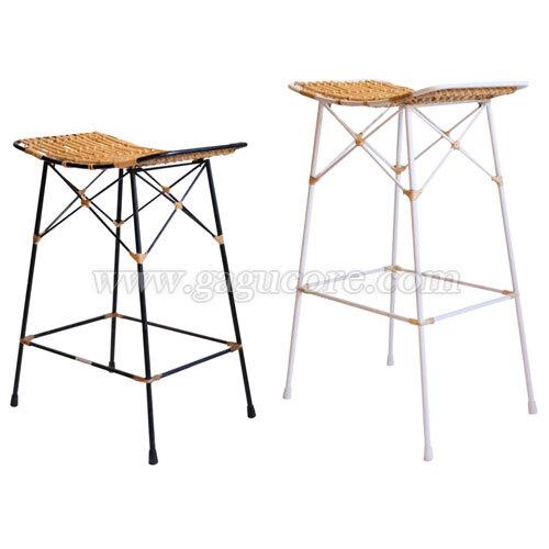 퀼른바스툴(바의자, 바테이블의자, 철재바체어, 스틸바체어, 인테리어바체어, 라탄스툴)