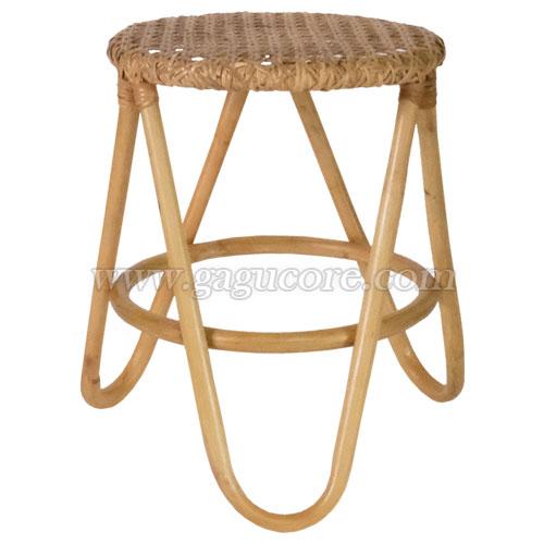 코코팜 라탄 스툴(업소용의자, 카페의자, 인테리어체어, 보조체어, 보조의자, 라탄스툴)