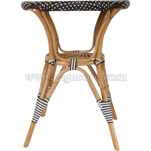 밀워키 라탄 테이블(카페테이블, 업소용테이블, 인테리어테이블, 원형테이블, 라탄테이블)