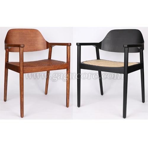 지디라탄체어(업소용의자, 카페의자, 원목의자, 인테리어의자, 우드체어)