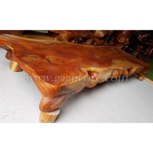 느티나무공예테이블B(느티나무테이블, 공예테이블, 고급원목테이블, 국내제작테이블, 작품테이블)