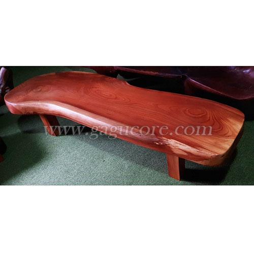 느티나무공예테이블C(느티나무테이블, 공예테이블, 고급원목테이블, 국내제작테이블, 작품테이블)