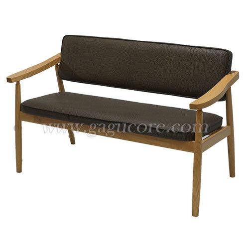 PL-026소파(업소용의자, 카페의자, 원목의자, 인테리어의자, 업소용소파, 카페소파, 인테리어소파, 레스토랑소파)