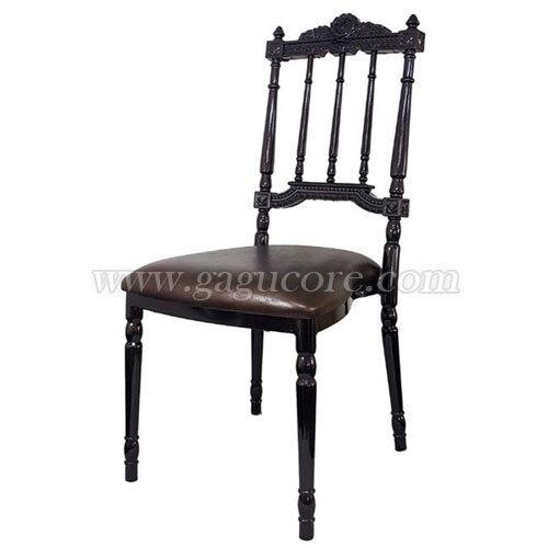 크라운체어(알루미늄)(업소용의자, 카페의자, 철재의자, 스틸체어, 인테리어의자, 레스토랑체어)