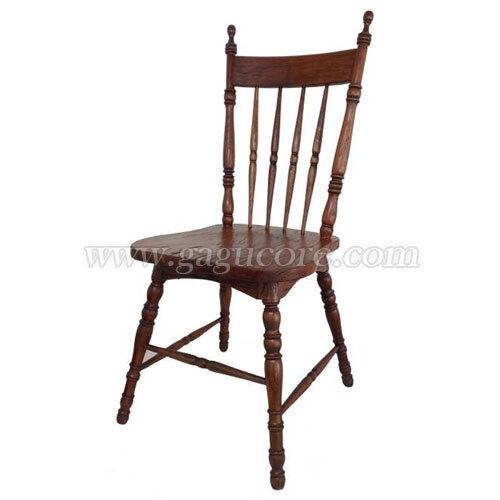 가젤체어(러스틱)(업소용의자, 카페의자, 인테리어체어, 목재의자, 우드체어, 레스토랑체어)