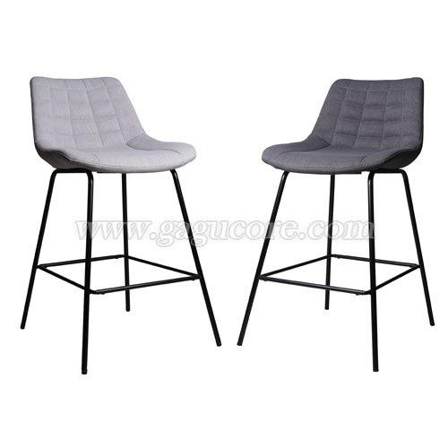 지코R바체어(바의자, 바테이블의자, 인테리어바체어, 업소용의자, 카페의자, 스틸체어)