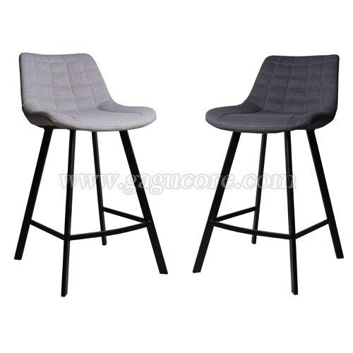 지코S바체어(바의자, 바테이블의자, 인테리어바체어, 업소용의자, 카페의자, 스틸체어)