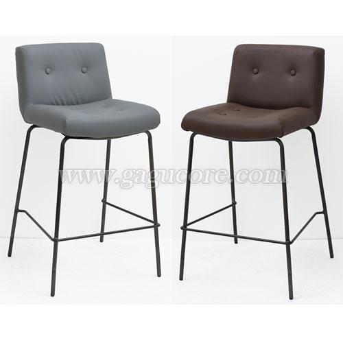 단추바체어(바의자, 바테이블의자, 철재의자, 스틸체어, 카페의자, 레스토랑의자)