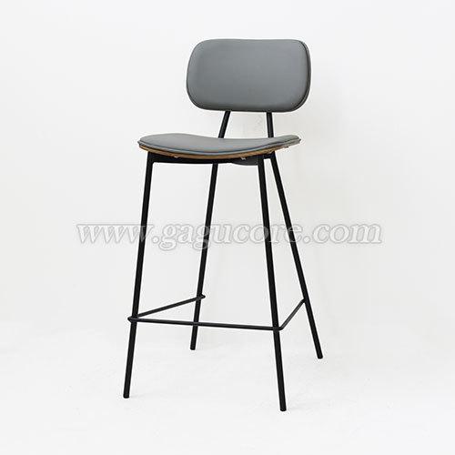 더블 바체어(바의자, 바테이블의자, 철재의자, 스틸체어)