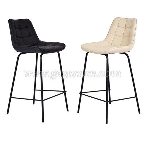 엠보바체어(바의자, 바테이블의자, 인테리어바체어, 업소용의자, 카페의자, 스틸체어)