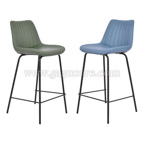 라인바체어(바의자, 바테이블의자, 인테리어바체어, 업소용의자, 카페의자, 스틸체어)