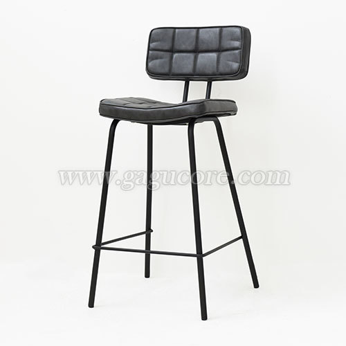 포인트 바체어(바의자, 바테이블의자, 철재의자, 스틸체어)