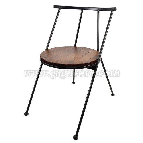 클라우드체어(업소용의자, 카페의자, 철재의자, 스틸체어, 인테리어의자, 레스토랑체어)