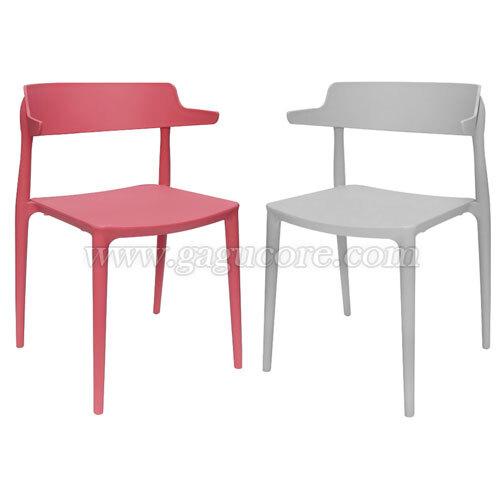 도리스체어2(업소용의자, 카페의자, 인테리어의자, 레스토랑체어, 플라스틱체어, 사출의자)