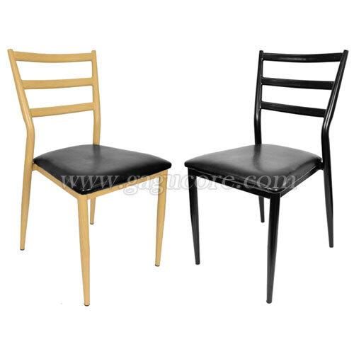 스틸라인체어3(업소용의자, 카페의자, 철재의자, 스틸체어, 인테리어의자, 레스토랑체어)