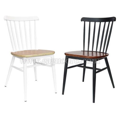 테라체어2(업소용의자, 카페의자, 철재의자, 스틸체어, 인테리어의자, 레스토랑체어)