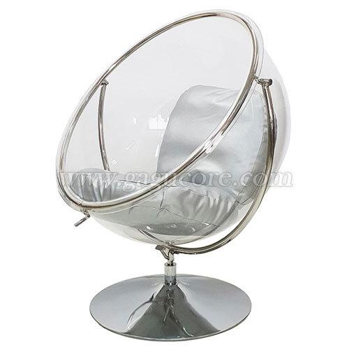 투명볼체어(업소용의자, 카페의자, 사출의자, 스틸체어, 인테리어의자, 레스토랑체어, 플라스틱체어, 아크릴체어, 디자인체어)