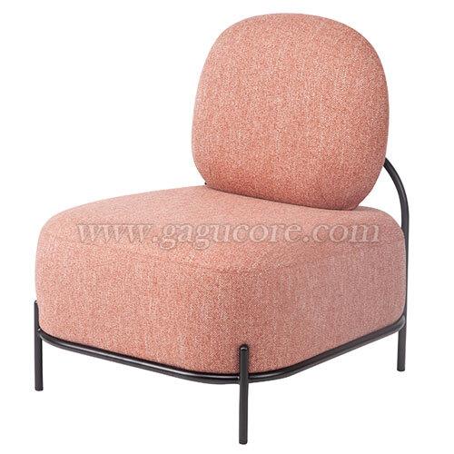 CS-02소파(업소용의자, 카페의자, 인테리어의자, 철재의자, 암체어, 철재소파, 레스토랑소파)