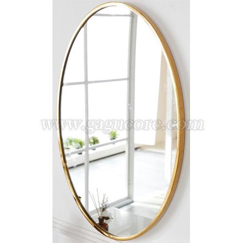 에그거울(인테리어소품, 카페인테리어, 장식거울)