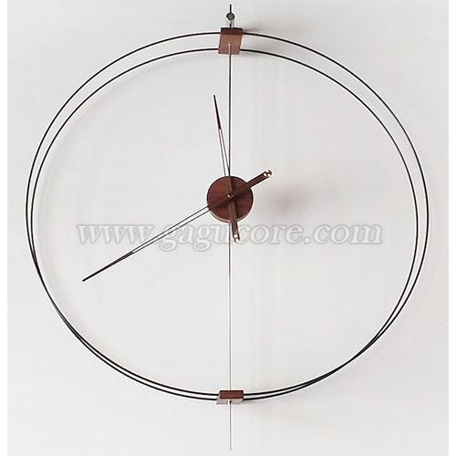 토리노 벽시계(인테리어소품, 카페인테리어, 장식시계, 인테리어시계, 디자인시계, 토리노벽시계)