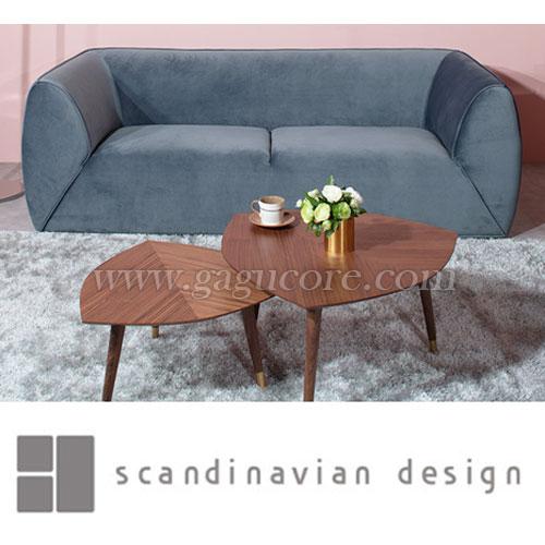 [덴마크 정품]치엘소파(2인, 3인) scandinavian design(업소용의자, 카페의자, 인테리어의자, 업소용소파, 카페소파, 인테리어소파, 패브릭소파, 명품소파)