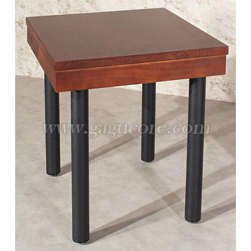 밀러서랍테이블(카페테이블, 업소용테이블, 인테리어테이블, 사각테이블)