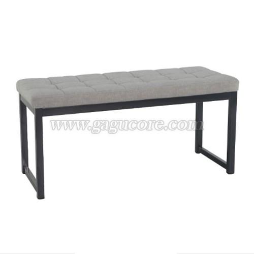 VFC-엠보 벤치(업소용의자, 카페의자, 인테리어체어, 보조의자, 벤치)