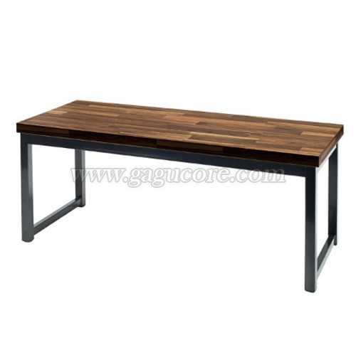 VFC-LPM 벤치(업소용의자, 카페의자, 인테리어체어, 보조의자, 벤치)