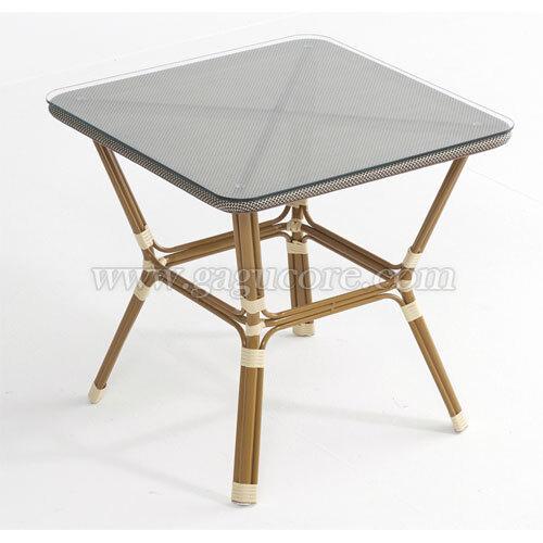 스타벅스사각테이블(카페테이블, 업소용테이블, 인테리어테이블, 야외테이블, 사각테이블, 아웃도어테이블, 라탄테이블)